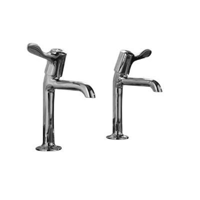 2158qt Performa High Neck Qt Pillar Sink Tap 1 2 Quot