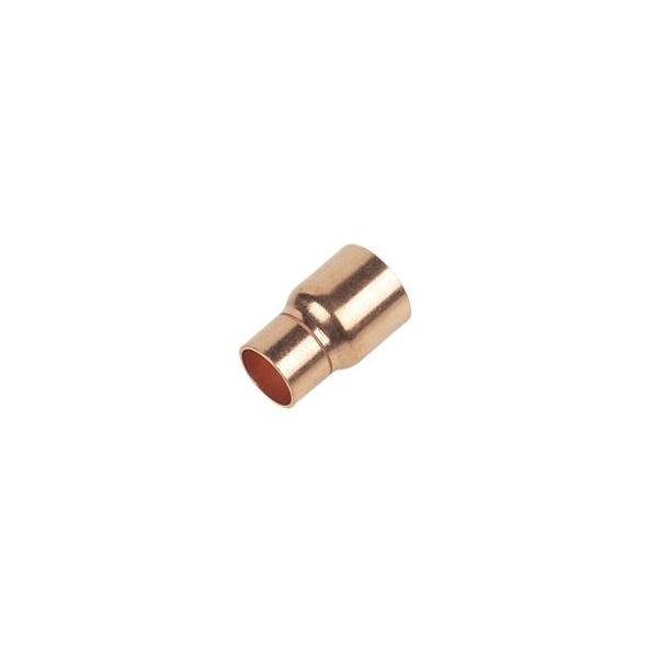 end feed copper reducing connector 28mm. Black Bedroom Furniture Sets. Home Design Ideas