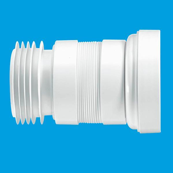 mcalpine flexible pan connector short length. Black Bedroom Furniture Sets. Home Design Ideas