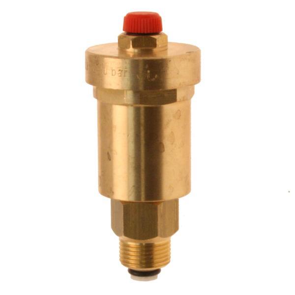 Brass Bottle Air Vent