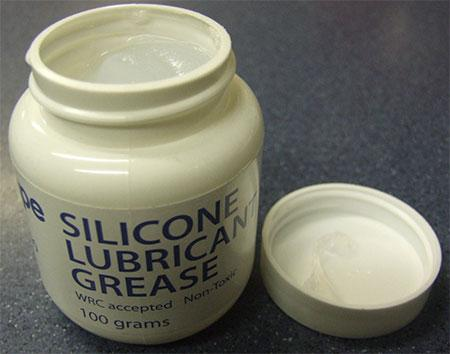100g polypipe silicone grease