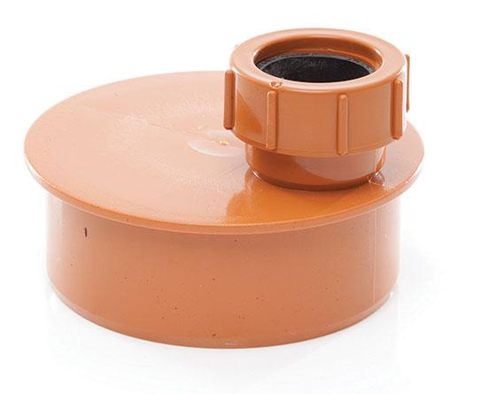 Polypipe waste pipe adaptors